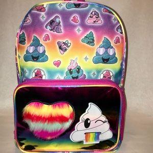 😊Emoji/Rainbow Backpack 🌈